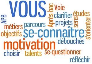 Orientation jeunes Post Bac : motivation, se connaitre, s'orienter, études, métiers, réfléchir